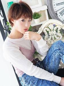 可愛くキュートなフェミニンボブ☆|hair jurer deuxのヘアスタイル