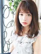 やわらか可愛い大人ボブディ☆ hair jurer deux 福田 智美のヘアスタイル