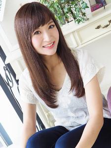 大人女子☆ナチュラル清楚ロング☆|hair jurer deuxのヘアスタイル