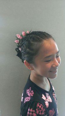 アップ|HAIR*LIBURのヘアスタイル