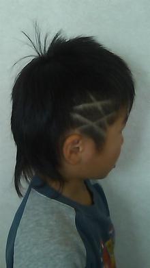 ちびっこストリートBOY|HAIR*LIBURのヘアスタイル