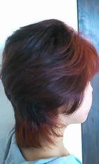 メッシュ−P01|HAIR*LIBURのヘアスタイル