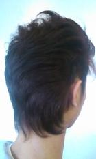 Men´s カット−01|HAIR*LIBURのメンズヘアスタイル