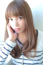 ナチュラルストレート☆|HAIR SNOBのヘアスタイル