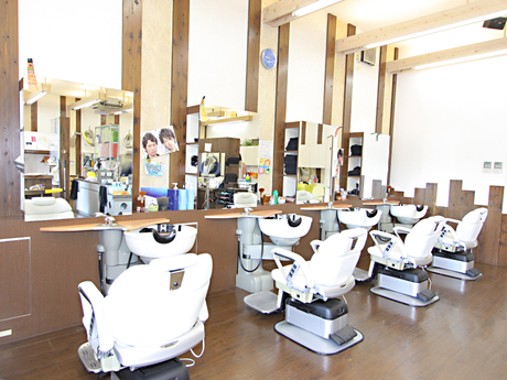 HAIR MAKE FEEL 本店