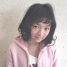 キッズカット|HAIR MAKE FEEL 本店 北野 順也のキッズヘアスタイル