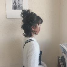 キッズアレンジ|HAIR MAKE FEEL 本店のヘアスタイル