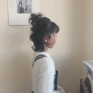 キッズアレンジ HAIR MAKE FEEL 本店のヘアスタイル