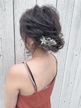 ヘアアレンジ HAIR MAKE FEEL 本店 仲村 千夏のヘアスタイル