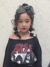 ロックな可愛いキッズアレンジ|HAIR MAKE FEEL 本店 北野 順也のキッズヘアスタイル