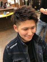 シックスパイキー|HAIR MAKE FEEL 本店のヘアスタイル