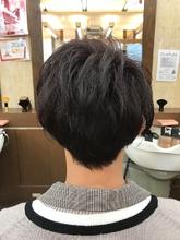 ダークバイオレットマッシュ|HAIR MAKE FEEL 本店のヘアスタイル
