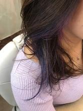 インナーカラー|HAIR MAKE FEEL 本店のヘアスタイル
