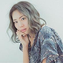 ハイライトアッシュ|HAIR MAKE FEEL 本店のヘアスタイル