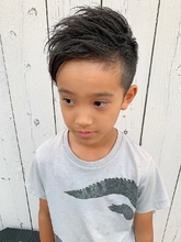 アシメスタイル|HAIR MAKE FEEL 本店のヘアスタイル