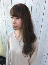カーキアッシュ|HAIR MAKE FEEL 本店のヘアスタイル
