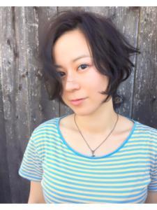 ゆるふわパーマ|HAIR MAKE FEEL 本店のヘアスタイル
