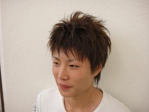 キメすぎない高感度ヘア|HAIR MAKE FEEL 本店のメンズヘアスタイル