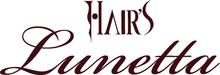 HAIR'S Lunetta  | ヘアーズ ルネッタ  のロゴ