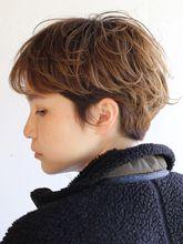 カジュアルショート|S.のヘアスタイル
