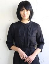 レトロボブ|S. HAIR SALON 宮澤 卓也のヘアスタイル