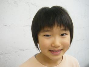 元気いっぱい!|hausa./京急線金沢八景のキッズヘアスタイル