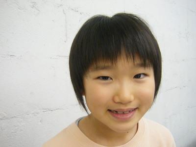 元気いっぱい!|hausa./京急線金沢八景のヘアスタイル