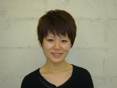 フレンチテイストの耳出しショートでかわいらしく♪|hausa./京急線金沢八景のヘアスタイル