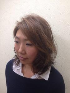憧れのハリウッド女優の様なツヤふわな質感が手に入る|Hair Collection MOVEのヘアスタイル