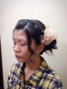 派手すぎず 作りすぎず 可愛く|Hair Collection MOVEのヘアスタイル