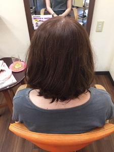 落ち着きのある柔らかい髪へ Hair Collection MOVEのヘアスタイル