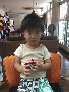 子供だってオシャレにしたい!!!そんなママの要望にお答えします!|Hair Collection MOVEのヘアスタイル