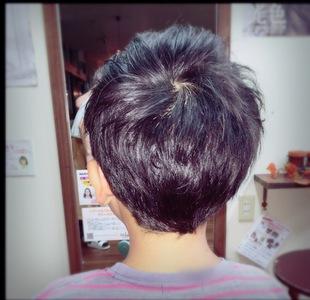 小さい子供さんでもカッコよく遊べるスタイル|Hair Collection MOVEのヘアスタイル