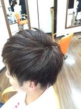 いつもと違う自分|Hair Collection MOVEのメンズヘアスタイル