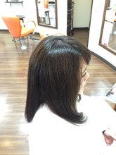 驚きのツヤです!|Hair Collection MOVEのヘアスタイル