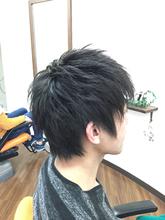 好印象ショートスタイル|Hair Collection MOVEのメンズヘアスタイル