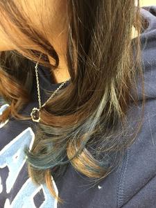チラ見せおしゃれヘアー|Hair Collection MOVEのヘアスタイル