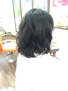 楽ちんパーマスタイル|Hair Collection MOVEのヘアスタイル