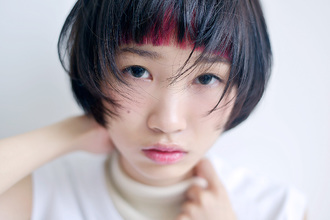 PREPPY|HEAVENS SHIBUYAのヘアスタイル