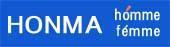 HONMA 藤沢  | ホンマ フジサワ のロゴ