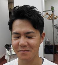 手軽にできるパーマです|肌ケアヘアサロンCUT PLAZA HOSOMIのメンズヘアスタイル