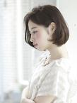 【HOULe】Aラインのオシャレボブ☆(コモダショウヘイ)