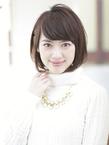 【HOULe】ツヤのある大人キレイなボブスタイル☆コモダショウヘイ