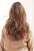 大人の巻き髪