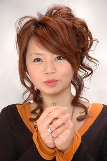キュートにかわいく!! |Hair Salon LiNのヘアスタイル