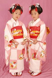 七五三  七つ詣り!|hair stage O2 紫野店のヘアスタイル