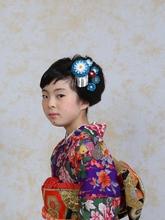 可愛い 七五三 hair stage O2 紫野店のキッズヘアスタイル