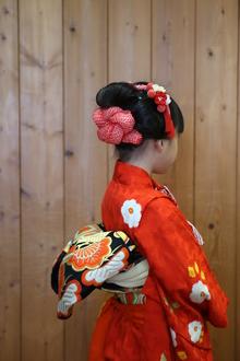 十三詣り|hair stage O2のヘアスタイル