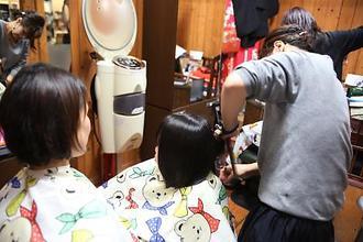 キッツルーム(多目的室)|hair stage O2のヘアスタイル