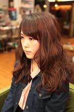 ヘアカラー|hair stage O2のヘアスタイル